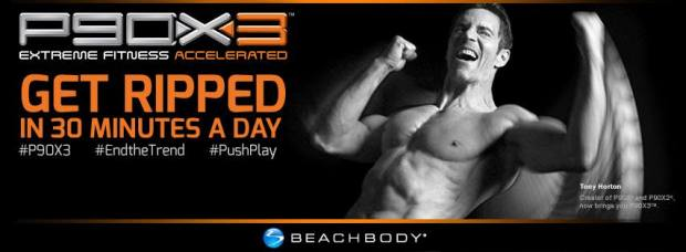 P90X3 Get Ripped! with bephoenixfit.wordpress.com