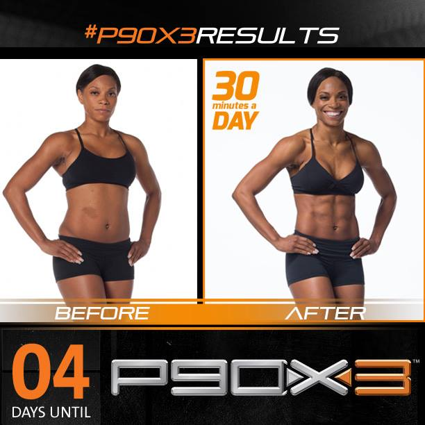 P90X3 Results with bephoenixfit.wordpress.com