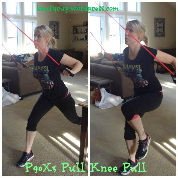 3 pull knee pull