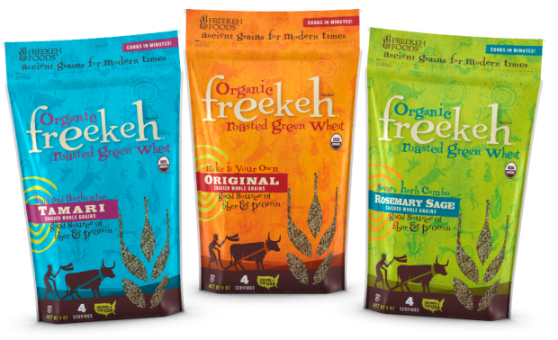 freekeh foods flavors